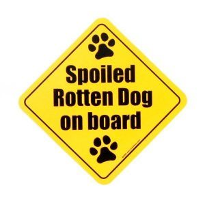 car-magnet-spoiled-rotten-dog-on-board-1