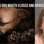 Animal Cruelty News: Woman Tapes Dog Mouth Closed and Brags on Facebook