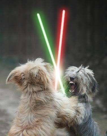 Lightsaber fight2