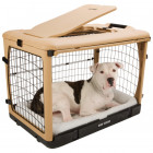 Deluxe Steel Dog Crate