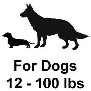 DOGTEK EF-4000 For Dogs From 12 lbs.