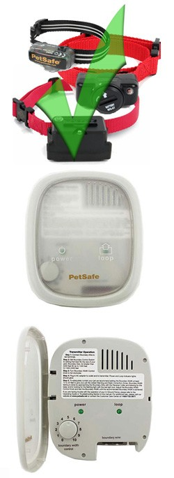 PetSafe Stubborn Dog Transmitter Features