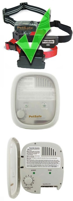 PetSafe Basic In-Ground Fence Transmitter Features