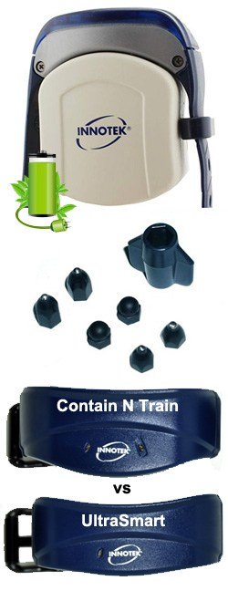 Innotek UltraSmart Contain N Train Collar Features