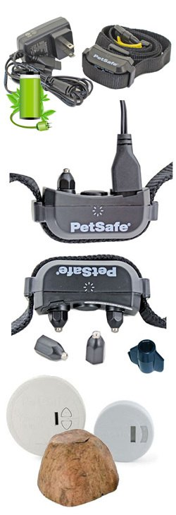 PetSafe YardMax Collar Features