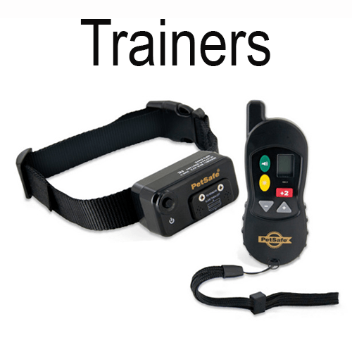 large Dog Fence Trainers