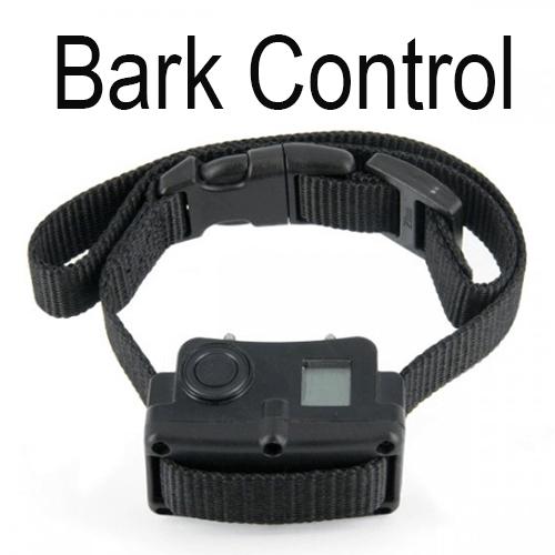 large Dog Fence Bark Control